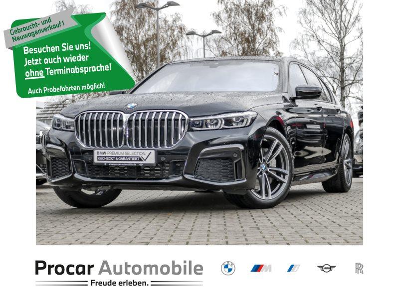 BMW 730d xDrive M Sportpaket Touch Command Head-Up, Jahr 2019, Diesel
