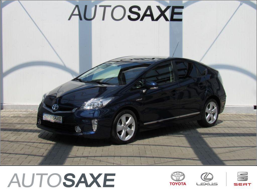 Toyota Prius (Hybrid) Executive*LED*NAVI*KLIMA*HUD*LMR*, Jahr 2013, Hybrid