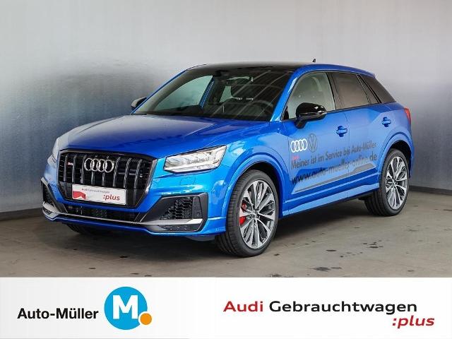 Audi SQ2 2.0 TFSI quattro S tronic Navi Pano Kamera B, Jahr 2020, Benzin