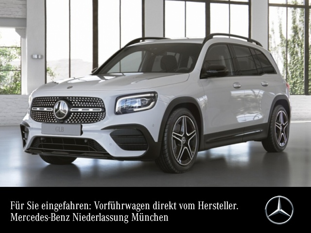 Mercedes-Benz GLB 250 4MATIC AMG Navi Premium LED Night Kamera, Jahr 2020, Benzin