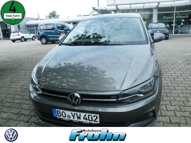 Volkswagen Polo UNITED 1,0 l TSI OPF 70 kW (95 PS) 5-Gang, Jahr 2020, Benzin
