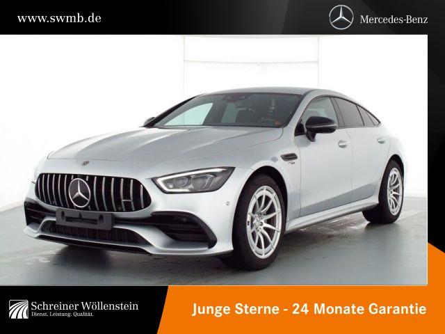 Mercedes-Benz AMG GT 43 4M+ *Burm*KeyGo*Comand*EDW*MBEAM*Night, Jahr 2019, Benzin