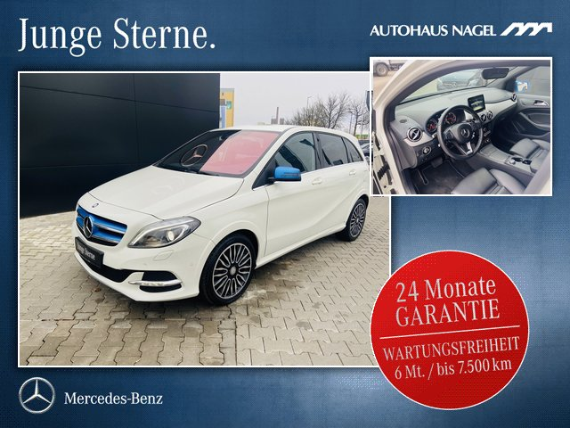 Mercedes-Benz B 250 e +Navi+Xenon+Totwinkel+Park-P.+Tempomat+, Jahr 2016, electric