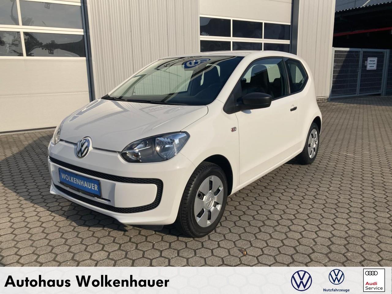 Volkswagen up! (12, Jahr 2015, Benzin