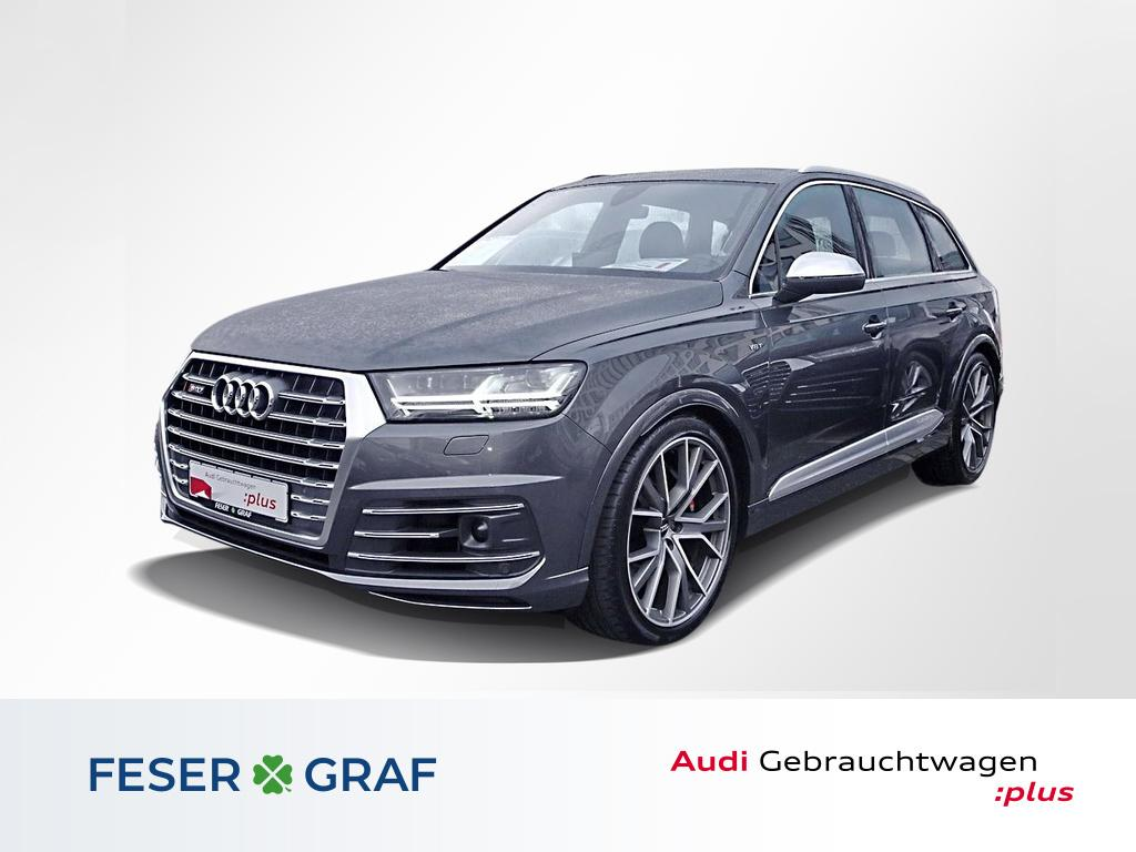Audi SQ7 4.0 TDI HUD,Standhzg,LED,Leder,Navi,Kamera, Jahr 2016, Diesel