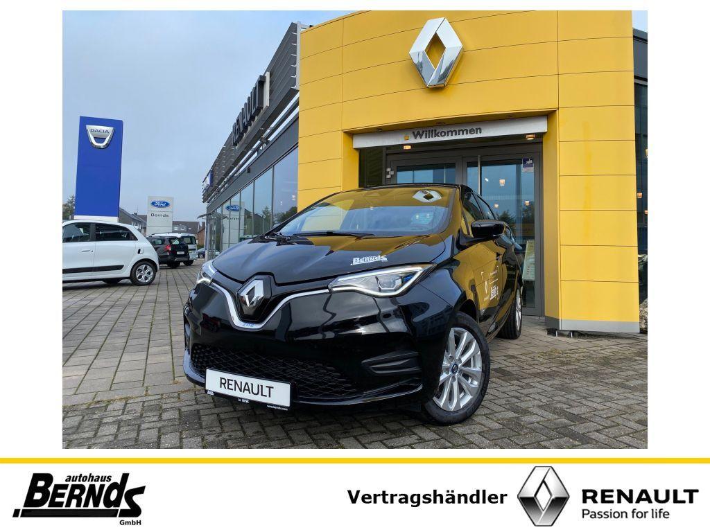 Renault ZOE (ohne Batterie) Z.E. 50 EXPERIENCE WINTER, Jahr 2020, Elektro