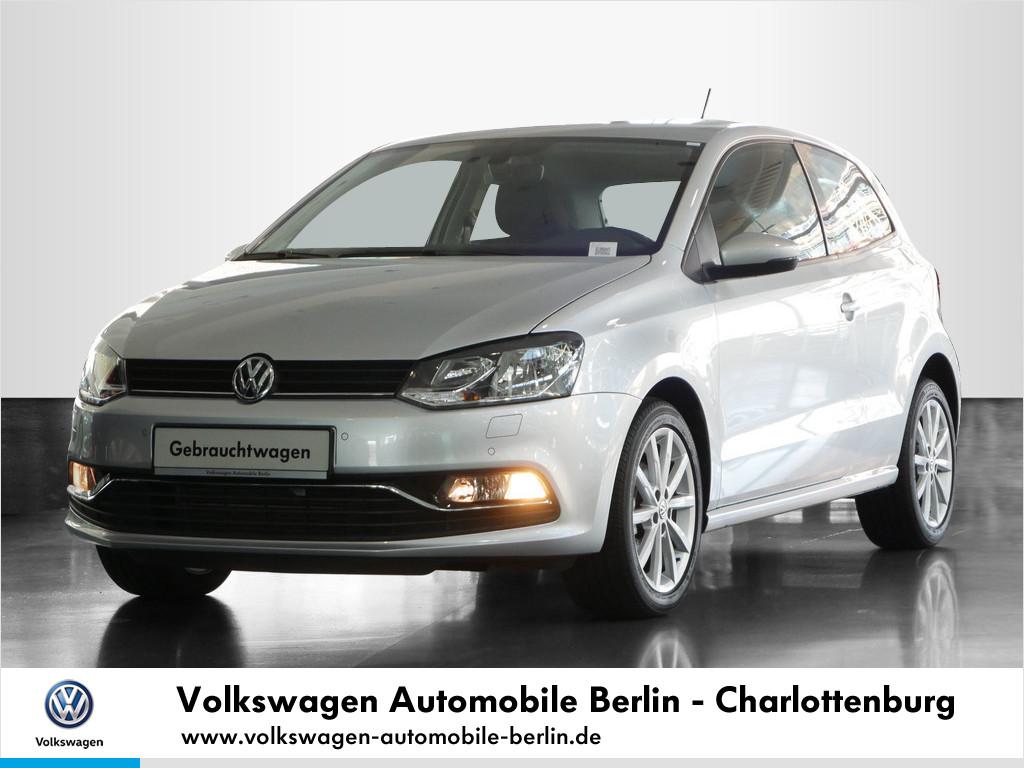 Volkswagen Polo 1.2 TSI Highline BMT, Jahr 2017, Benzin