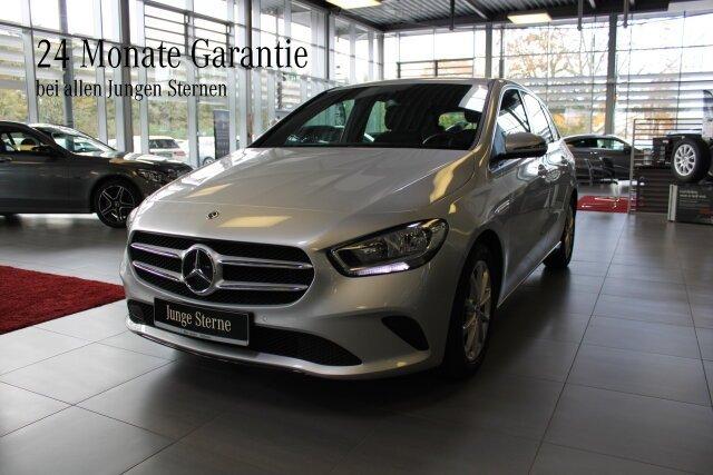 Mercedes-Benz B 180 d Progressive+Sitzhzg.+Park-Assist.+Autom., Jahr 2019, Diesel