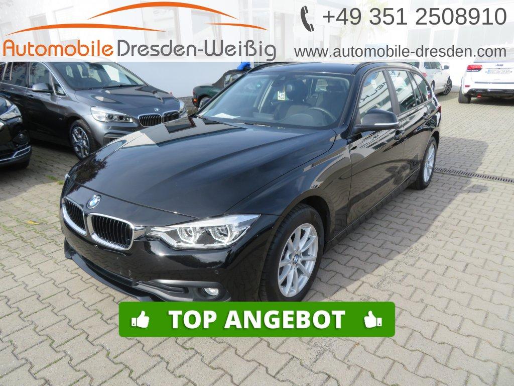 BMW 318 d Touring Advantage*KeyGo*Navi Prof*LED*, Jahr 2017, Diesel