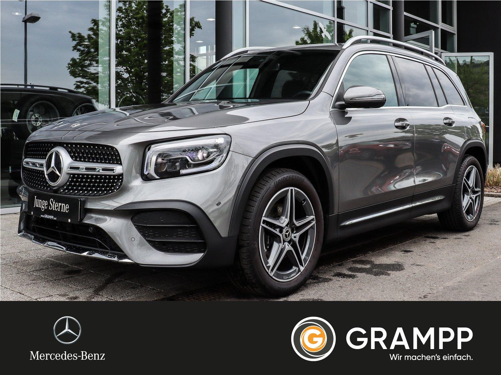Mercedes-Benz GLB 200 AMG Multibeam/PTS/Easy-Pack/kein Navi, Jahr 2019, Benzin