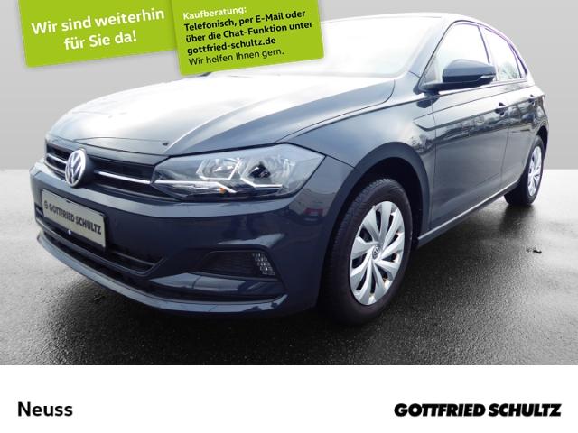 Volkswagen Polo 1,0 COMP-MED BT PDC SHZ KLIMA Comfortline, Jahr 2017, Benzin