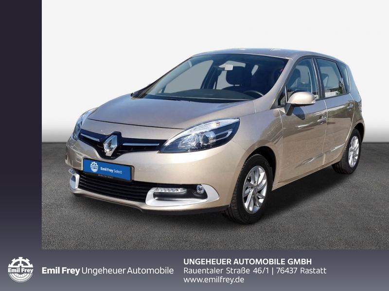 Renault Scenic Energy TCe 130 S&amp,S Paris, Jahr 2014, Benzin