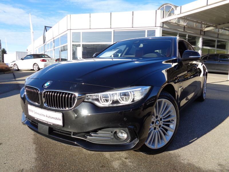BMW 435d xDrive Gran Coupe Luxury Line Innovationsp., Jahr 2017, diesel