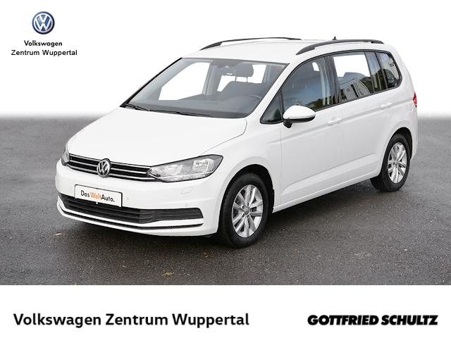 Volkswagen Touran 1,6 TDI Comfortline DSG NAVI SHZ PDC, Jahr 2017, Diesel