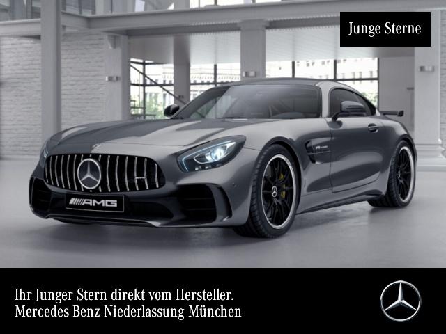 Mercedes-Benz AMG GT R Carbon Night COMAND Burmester PerfAbGas, Jahr 2018, Benzin
