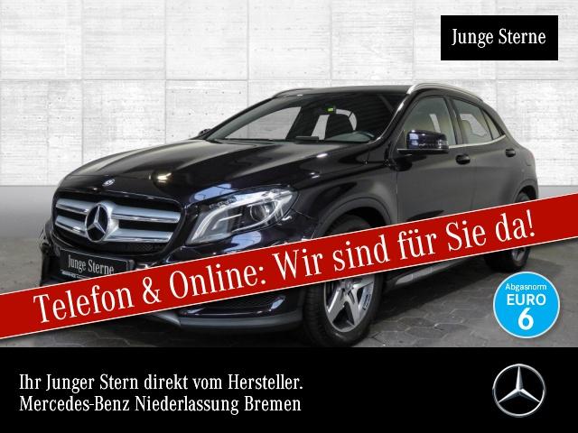 Mercedes-Benz GLA 250 4M AMG Exkl-P Pano Xenon Kamera Navi SHZ, Jahr 2015, Benzin