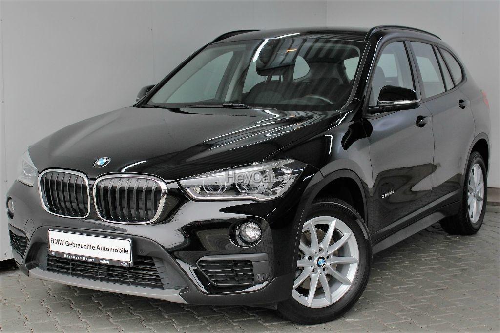 BMW X1 sDrive18i Advantage Klimaaut. PDC MF Lenkrad, Jahr 2017, Benzin