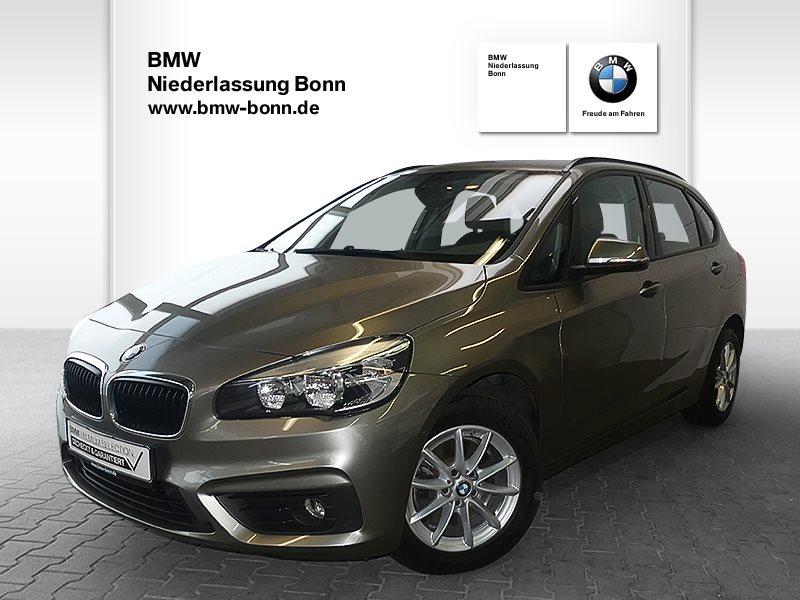 BMW 220i Active Tourer Advantage, Jahr 2017, Benzin