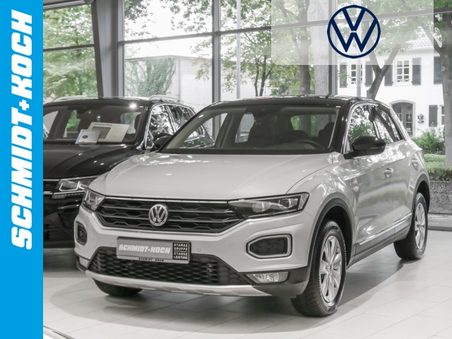 Volkswagen T-Roc 1.5 TSI ACT OPF IQ.DRIVE DSG, LED, Navi ACC, Jahr 2020, Benzin