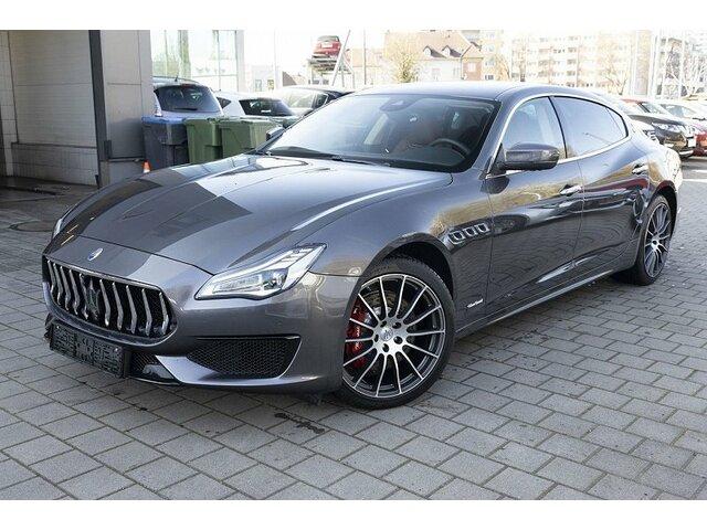 Maserati Quattroporte, Jahr 2021, Diesel