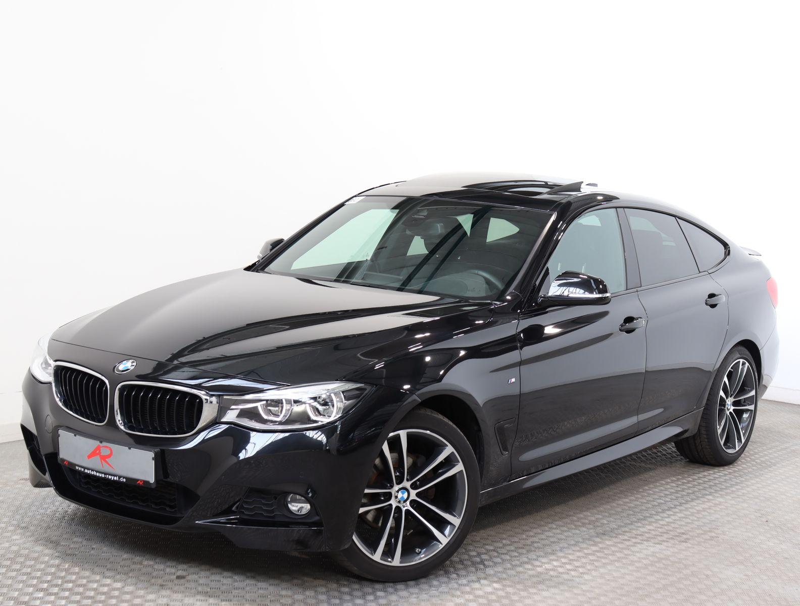 BMW 320 Gran Turismo d xDrive M SPORT HUD,HARMAN/K, Jahr 2017, Diesel