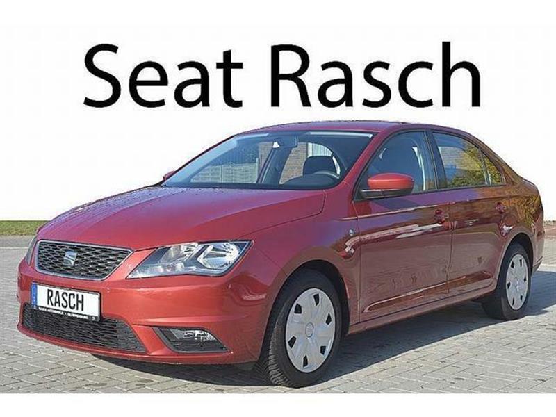 Seat Toledo 1.2 TSI Reference+AHK+KLIMA+ESP+MFL+EPH+, Jahr 2013, petrol