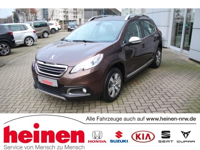 Peugeot 2008 Allure 1.2 12V VTi PureTech 82 NAVI PDC, Jahr 2013, Benzin