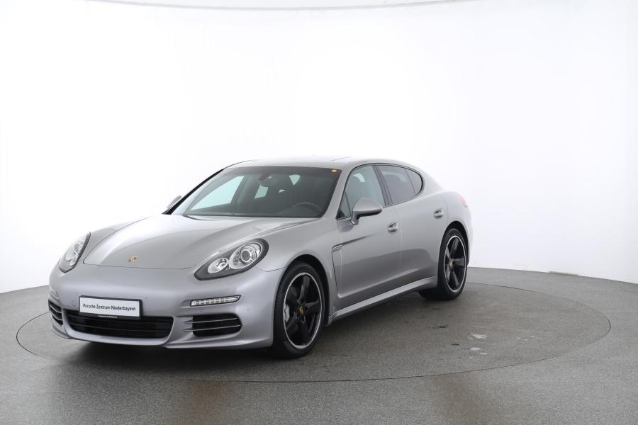 Porsche Panamera 4S (Standheizung mit Funkfernbedienung), Jahr 2014, petrol