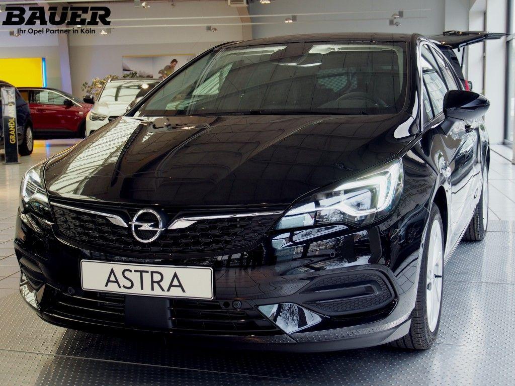 Opel Astra 1.4 Elegance Start/Stop Automatik, Jahr 2020, Benzin