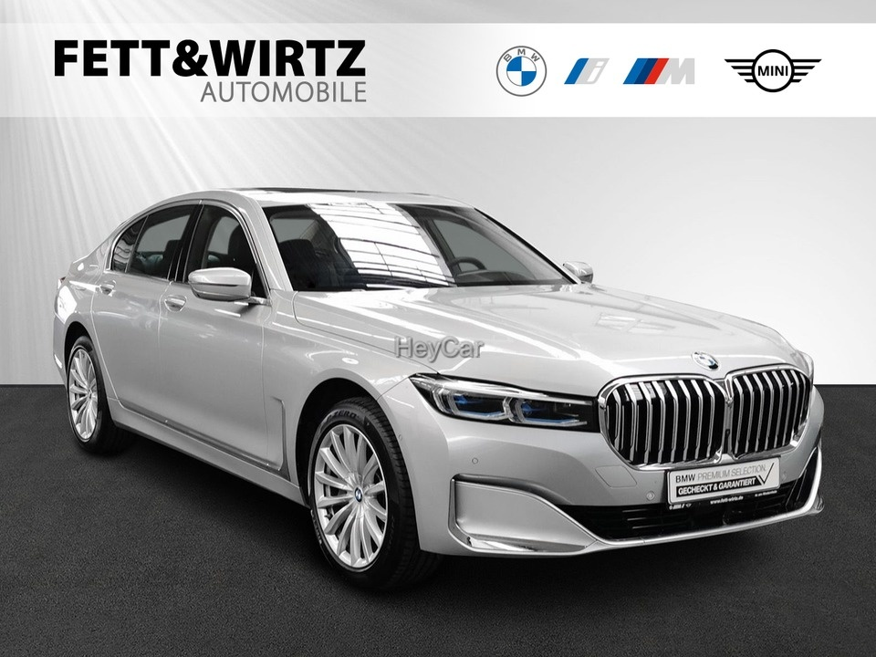 BMW 750d xDrive Standhzg TV+ Leas. ab 843,- br.o.Anz, Jahr 2019, Diesel