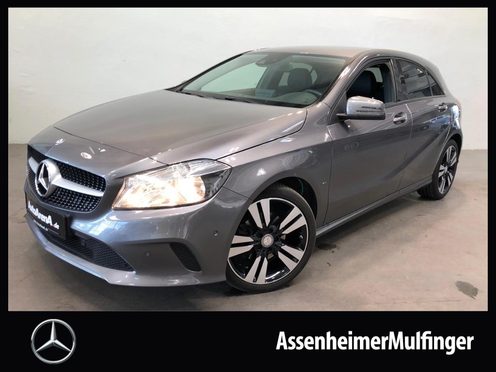 Mercedes-Benz A 200 d **COMAND/Memory/Totw./Kamera, Jahr 2017, Diesel