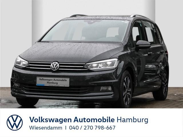 Volkswagen Touran 1.5 TSI IQ.DRIVE EGD Klimaautomatik LED Navi LM, Jahr 2019, Benzin