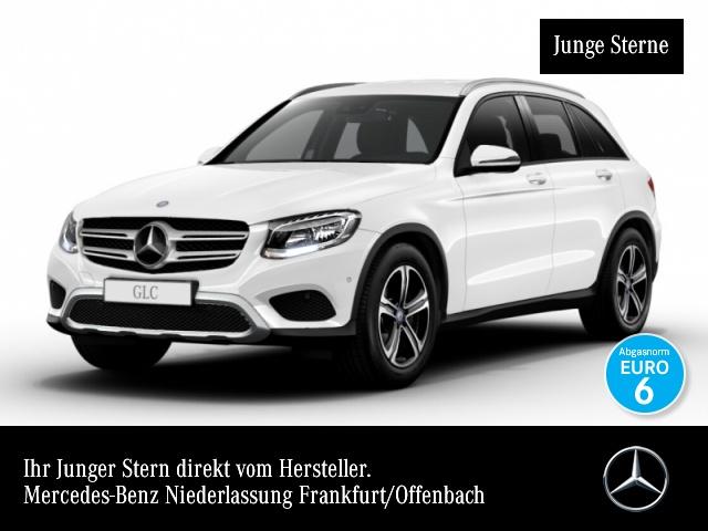Mercedes-Benz GLC 220 d 4M Kamera Navi Spurhalt-Ass SpurPak PTS, Jahr 2016, Diesel