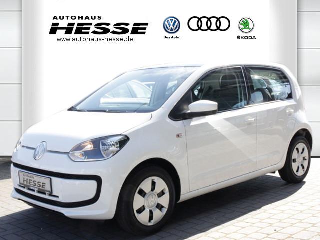 Volkswagen up! 1.0 move up!, Klima, mobiles Navi, Panorama-Schiebedach, Jahr 2013, Benzin