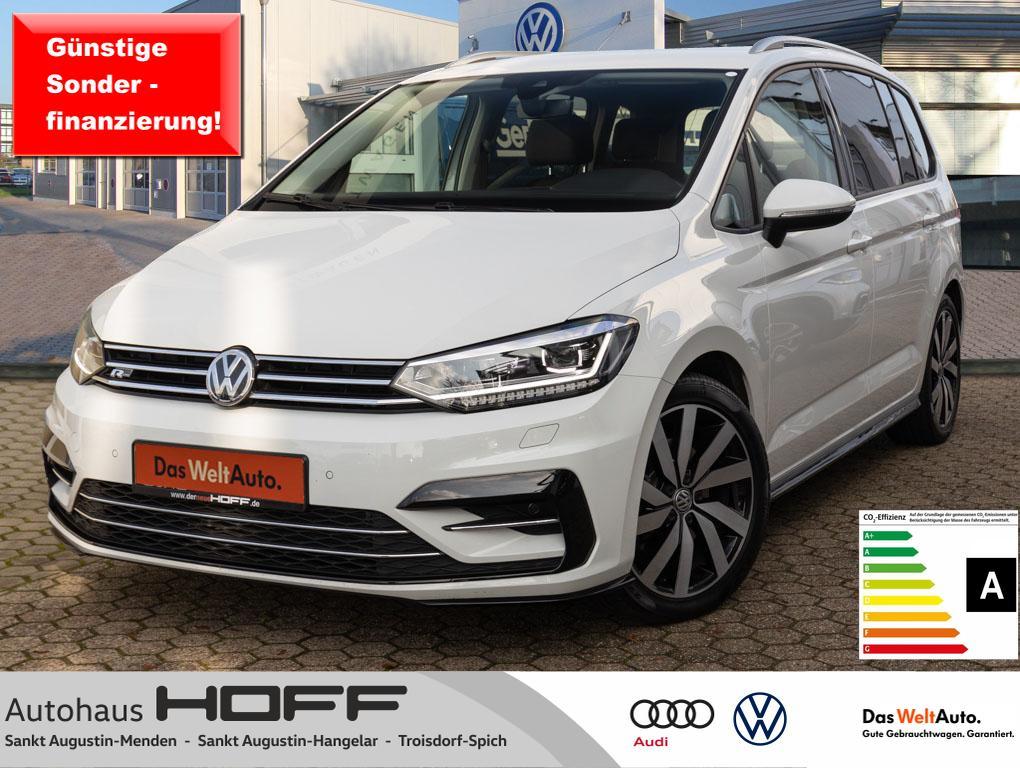 Volkswagen Touran 1.5 TSI DSG United R-Line 7-Sitzer Navi L, Jahr 2020, Benzin