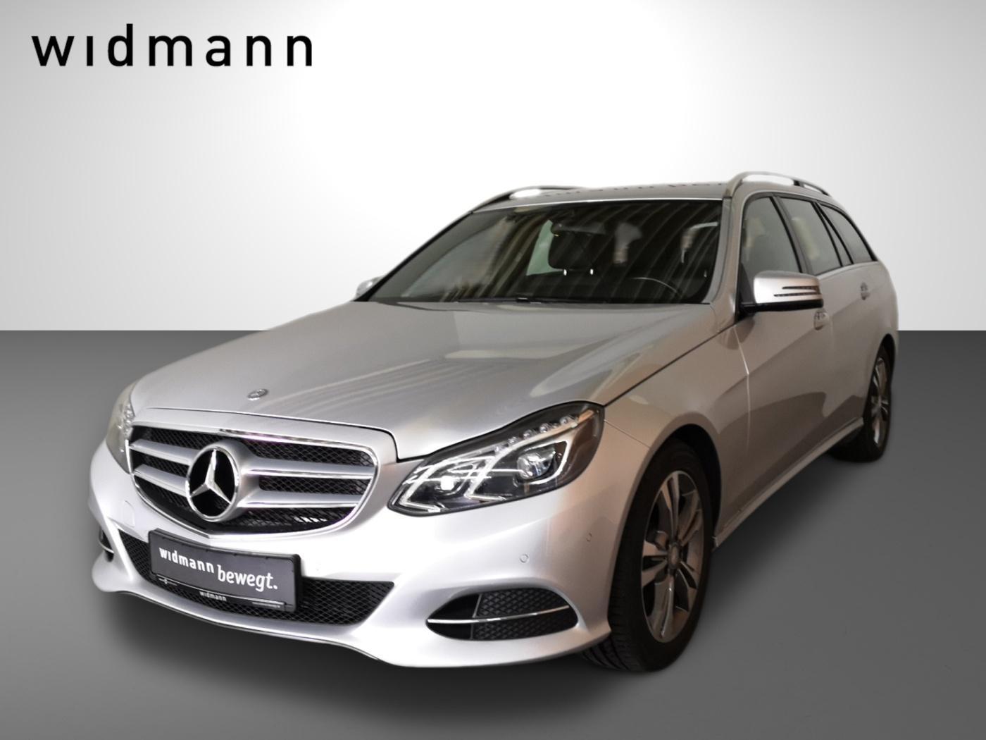 Mercedes-Benz E 200 BlueTEC T *Avantgarde*ILS*Sitzhzg*AHK*Navi, Jahr 2016, Diesel
