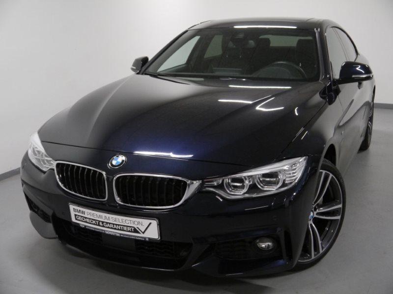 BMW 440i xDrive Gran Coupé M Sportpaket *Head-Up*DAB*, Jahr 2017, Benzin