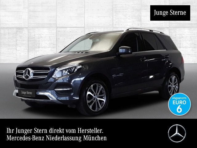 Mercedes-Benz GLE 350 d 4M Harman Distr+ COMAND ILS LED Kamera, Jahr 2016, diesel