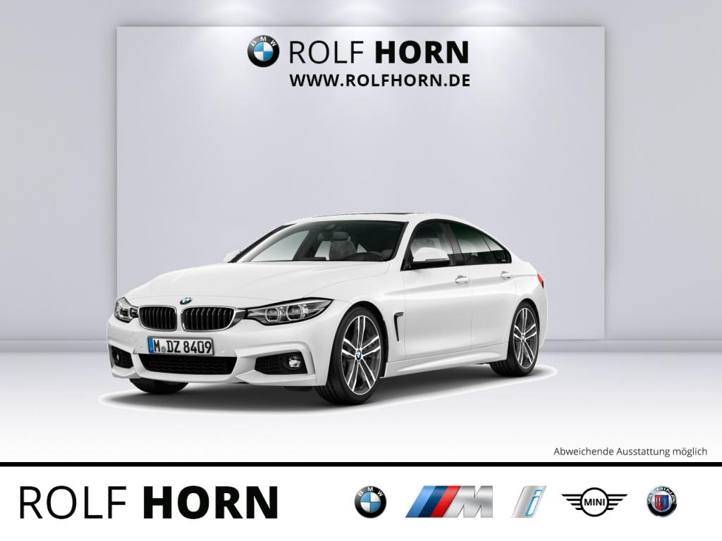 BMW 430dA Gran Coupe M Sportpaket Navi HeadUp H&K, Jahr 2018, Diesel