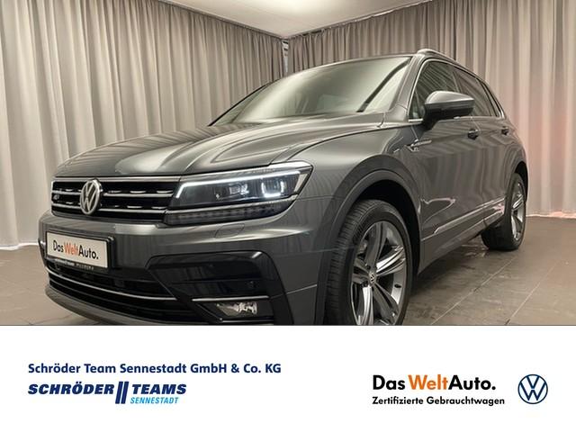 "Volkswagen Tiguan 2.0 TDI DSG 4Motion Highline""R-Line"" AHK,Navi,LED,Active-Info, Jahr 2018, diesel"
