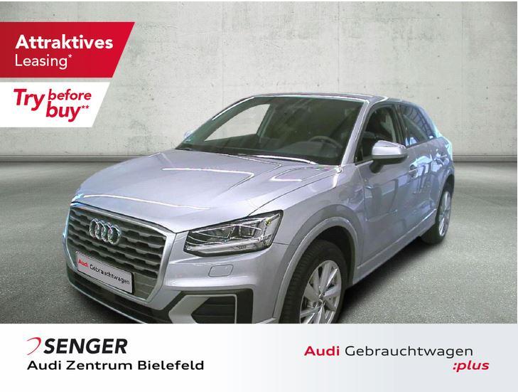 Audi Q2 Sport 35 TFSI Navi Sitzhzg GRA LED, Jahr 2019, Benzin