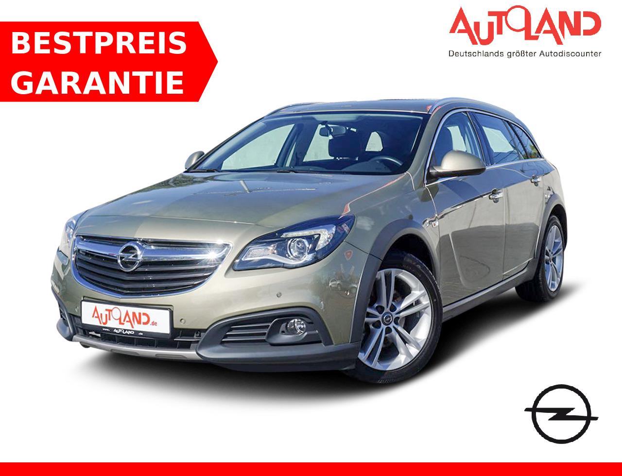 Opel Insignia CT, Jahr 2016, Benzin