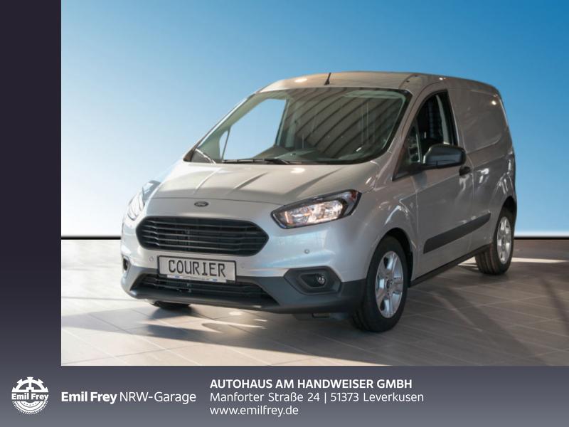 Ford Transit Courier 1,0 EB Trend, Audio, PPS, Jahr 2019, Benzin