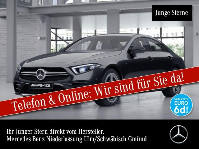 Mercedes-Benz CLS 53 AMG 4M Fahrass WideScreen 360°, Jahr 2018, Benzin