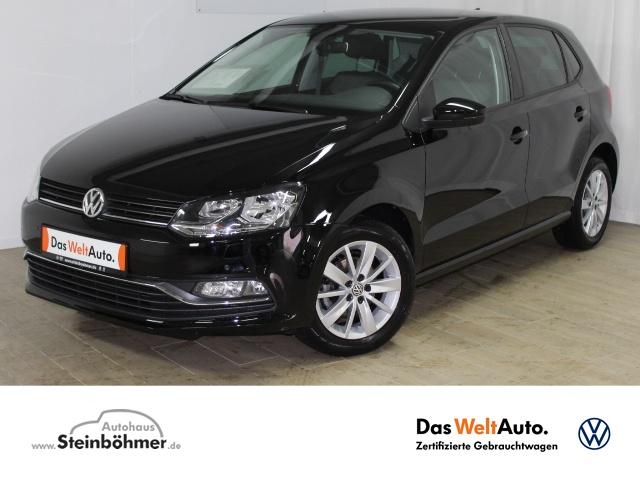 Volkswagen Polo Comfortline 1.0l Navi Sitzhz. Climatr. MFL, Jahr 2017, Benzin