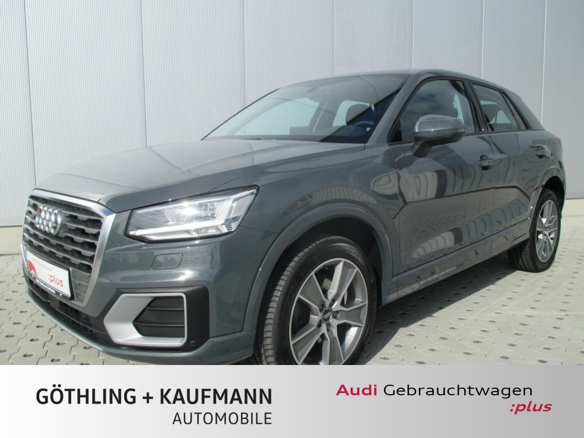 Audi Q2 2.0 TDI qu Sport S tro. 110kW*LED*Navi+*Virtu, Jahr 2017, Diesel