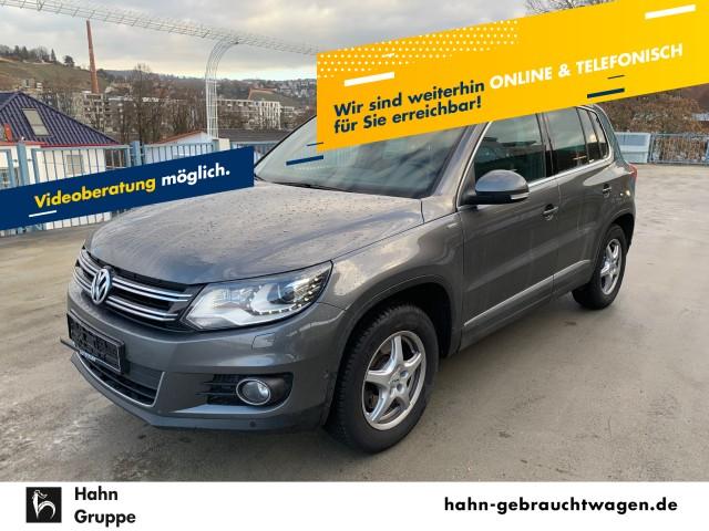 Volkswagen Tiguan LIFE 2,0TDI DSG 4M Navi Xenon AHK DCC RFK, Jahr 2013, Diesel