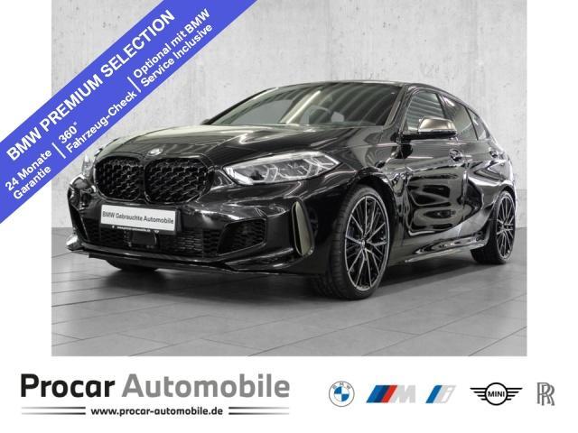 BMW M135i xDrive Sport Aut. Klimaaut. Sportsitze PDC, Jahr 2019, Benzin