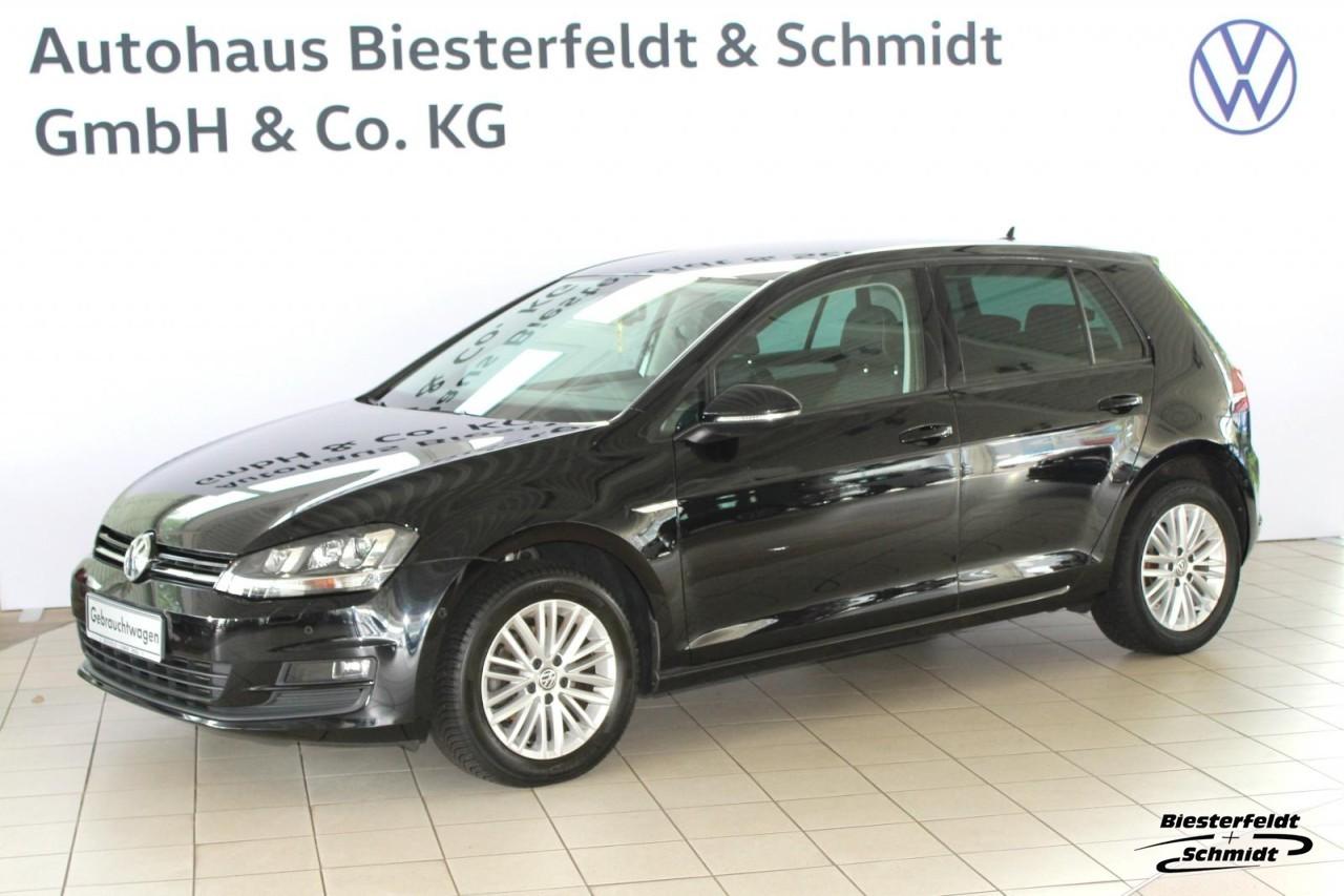 Volkswagen Golf VII Cup 1.2 TSI Xenon Standheizung Klima, Jahr 2014, Benzin
