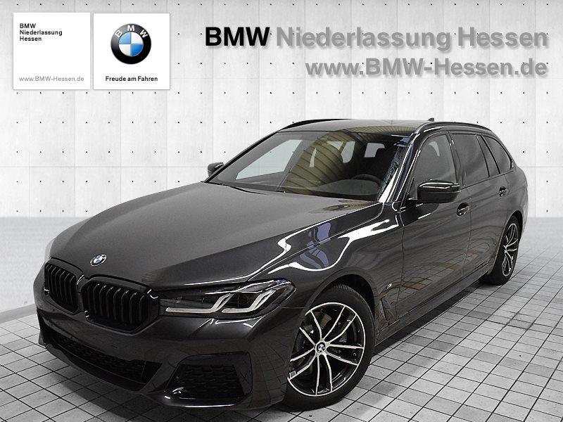 BMW 520d Touring M Sportpaket HiFi DAB LED Klima, Jahr 2020, Diesel
